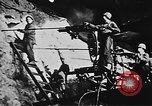 Image of Hoover Dam construction scenes United States USA, 1931, second 61 stock footage video 65675071602