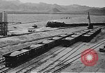 Image of Hoover Dam construction progress in 1934 United States USA, 1934, second 20 stock footage video 65675071603