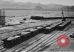 Image of Hoover Dam construction progress in 1934 United States USA, 1934, second 21 stock footage video 65675071603