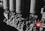 Image of Hoover Dam construction progress in 1934 United States USA, 1934, second 49 stock footage video 65675071603