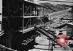 Image of Hoover Dam construction progress in 1934 United States USA, 1934, second 50 stock footage video 65675071603