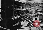 Image of Hoover Dam construction progress in 1934 United States USA, 1934, second 52 stock footage video 65675071603