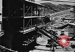 Image of Hoover Dam construction progress in 1934 United States USA, 1934, second 53 stock footage video 65675071603