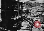 Image of Hoover Dam construction progress in 1934 United States USA, 1934, second 54 stock footage video 65675071603
