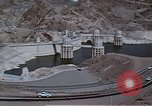 Image of Hoover Dam Nevada United States USA, 1962, second 4 stock footage video 65675071607