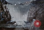 Image of Hoover Dam Nevada United States USA, 1962, second 12 stock footage video 65675071607
