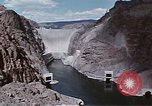 Image of Hoover Dam Nevada United States USA, 1962, second 26 stock footage video 65675071607