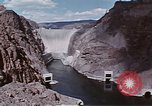 Image of Hoover Dam Nevada United States USA, 1962, second 29 stock footage video 65675071607