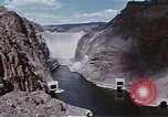 Image of Hoover Dam Nevada United States USA, 1962, second 33 stock footage video 65675071607