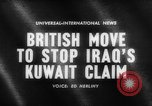 Image of British troops Kuwait, 1961, second 1 stock footage video 65675071616