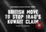 Image of British troops Kuwait, 1961, second 5 stock footage video 65675071616