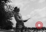 Image of golf Michigan United States USA, 1958, second 10 stock footage video 65675071625