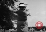 Image of golf Michigan United States USA, 1958, second 13 stock footage video 65675071625