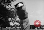 Image of golf Michigan United States USA, 1958, second 14 stock footage video 65675071625