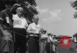 Image of golf Michigan United States USA, 1958, second 16 stock footage video 65675071625