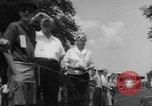 Image of golf Michigan United States USA, 1958, second 17 stock footage video 65675071625