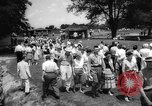 Image of golf Michigan United States USA, 1958, second 23 stock footage video 65675071625