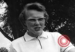 Image of golf Michigan United States USA, 1958, second 59 stock footage video 65675071625