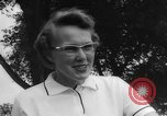 Image of golf Michigan United States USA, 1958, second 60 stock footage video 65675071625