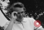 Image of golf Michigan United States USA, 1958, second 61 stock footage video 65675071625