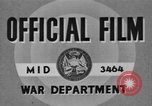 Image of submarines European Theater, 1944, second 1 stock footage video 65675071636