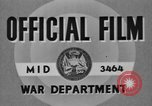 Image of submarines European Theater, 1944, second 2 stock footage video 65675071636