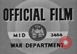 Image of submarines European Theater, 1944, second 3 stock footage video 65675071636