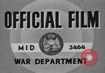 Image of submarines European Theater, 1944, second 4 stock footage video 65675071636