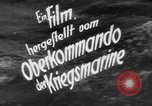 Image of submarines European Theater, 1944, second 23 stock footage video 65675071636