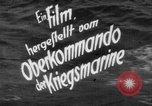 Image of submarines European Theater, 1944, second 25 stock footage video 65675071636