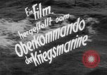 Image of submarines European Theater, 1944, second 26 stock footage video 65675071636