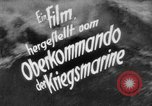Image of submarines European Theater, 1944, second 27 stock footage video 65675071636