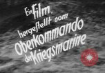Image of submarines European Theater, 1944, second 29 stock footage video 65675071636