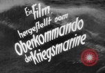 Image of submarines European Theater, 1944, second 30 stock footage video 65675071636