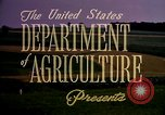 Image of agriculture United States USA, 1956, second 33 stock footage video 65675071647