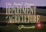Image of agriculture United States USA, 1956, second 37 stock footage video 65675071647
