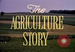 Image of agriculture United States USA, 1956, second 40 stock footage video 65675071647