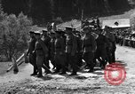 Image of 80th Infantry Division Liezen Austria, 1945, second 15 stock footage video 65675071654