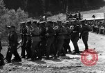 Image of 80th Infantry Division Liezen Austria, 1945, second 19 stock footage video 65675071654
