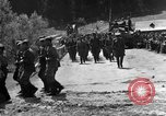 Image of 80th Infantry Division Liezen Austria, 1945, second 22 stock footage video 65675071654