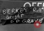 Image of completes graves Germany, 1945, second 3 stock footage video 65675071657