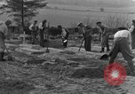 Image of completes graves Germany, 1945, second 8 stock footage video 65675071657