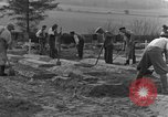 Image of completes graves Germany, 1945, second 9 stock footage video 65675071657