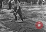 Image of completes graves Germany, 1945, second 13 stock footage video 65675071657