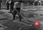 Image of completes graves Germany, 1945, second 14 stock footage video 65675071657