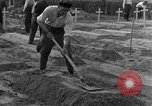 Image of completes graves Germany, 1945, second 16 stock footage video 65675071657