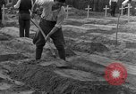 Image of completes graves Germany, 1945, second 18 stock footage video 65675071657