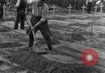 Image of completes graves Germany, 1945, second 19 stock footage video 65675071657