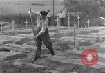 Image of completes graves Germany, 1945, second 28 stock footage video 65675071657