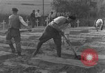 Image of completes graves Germany, 1945, second 32 stock footage video 65675071657